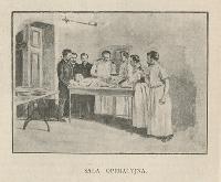 Warszawski szpital dla dzieci : Sala operacyjna