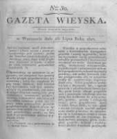 Gazeta wieyska czyli wiadomości gospodarczo-rolnicze. 1817.07.25 Nr30