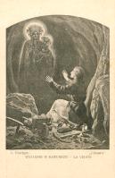 Widzenie w katordze - Grottger, Artur (1837-1867)