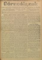 Górnoślązak, 1911, R. 12, Nr. 130