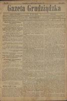 Gazeta Grudziądzka 1917.09.15 R.23 nr 109 + dodatek