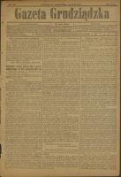 Gazeta Grudziądzka 1917.09.25 R.23 nr 113 + dodatek