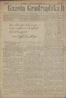 Gazeta Grudziądzka 1917.10.02 R.23 + dodatek