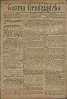 Gazeta Grudziądzka 1917.10.04 R.23 nr 117 + dodatek