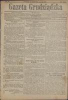 Gazeta Grudziądzka 1917.09.29 R.23 nr 115 + dodatek