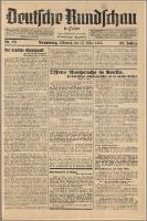 Deutsche Rundschau in Polen. J. 59, 1935, nr 72