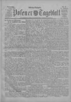 Posener Tageblatt 1905.01.05 Jg.44 Nr8; Mittag Ausgabe
