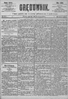 Orędownik: pismo dla spraw politycznych i spółecznych 1899.06.22 R.29 Nr140