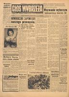 Głos Wybrzeża : pismo Polskiej Partii Robotniczej, 1958.03.10 nr 58