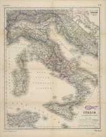 Karten zur alten Geschichte: Italien - Kiepert, Heinrich