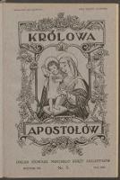 Królowa Apostołów. 1928, z. 5 (maj) - Stowarzyszenie Apostolstwa Katolickiego Księża Pallotyni