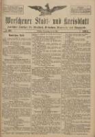 Wreschener Stadt und Kreisblatt: amtlicher Anzeiger für Wreschen, Miloslaw, Strzalkowo und Umgegend 1918.05.23 Nr60