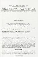 Babka szczupła, Neogobius fluviatilis (Pallas, 1811), Perciformes, Gobiidae - nowy, pontyjski element w ichtiofaunie zlewiska Morza Bałtyckiego - Danilkiewicz, Zbigniew