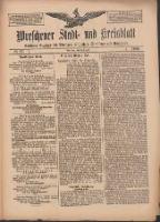 Wreschener Stadt und Kreisblatt: amtlicher Anzeiger für Wreschen, Miloslaw, Strzalkowo und Umgegend 1909.08.10 Nr93