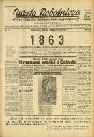 Gazeta Robotnicza, 1938, R. 42, nr 19