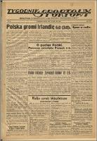 Tygodnik Sportowy 1938 Nr 21