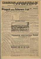 Tygodnik Sportowy 1935 Nr 32