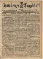 Bromberger Tageblatt. J. 28, 1904, nr 189