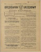 Orędownik Urzędowy Powiatu Mogileńskiego, 1928 Nr 64