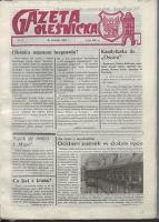 Gazeta Oleśnicka: dwutygodnik Ziemi Oleśnickiej, 1990, nr 3