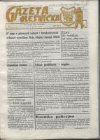 Gazeta Oleśnicka: dwutygodnik Ziemi Oleśnickiej, 1990, nr 06