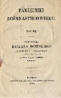 Pamiętniki Michała Ogińskiego o Polsce i Polakach : od roku 1788 aż do końca roku 1815. T. 4. - Ogiński, Michał Kleofas(1765-1833)