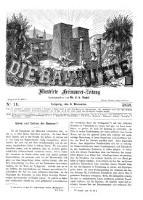 Die Bauhütte: Illustrierte Freimaurerzeitung 1858.11.06 Jg.1 Nr19
