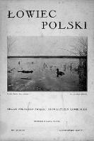 Łowiec Polski 1930 Nr24