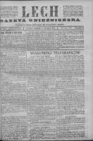 Lech. Gazeta Gnieźnieńska: codzienne pismo polityczne dla wszystkich stanów 1922.09.07 R.24 Nr205