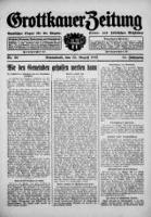 Grottkauer Zeitung 1931-08-22 Jg.54 Nr 98