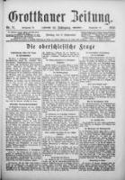 Grottkauer Zeitung 1921-09-09 Jg.41 Nr 71