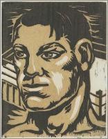 Głowa boksera - Borowska, Izabela (1912 - )