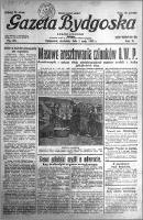 Gazeta Bydgoska 1932.05.01 R.11 nr 101