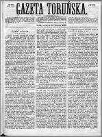 Gazeta Toruńska 1867, R. 1, nr 193
