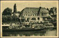"""Bromberg - bootshaus des R. C. """"Frithjof"""""""