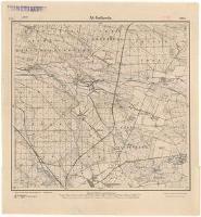 Alt-Budkowitz (Stare Budkowice). Arkusz nr 3023 [5174]