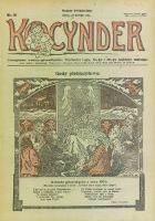 Kocynder, 1920, [R. 1], nr 16