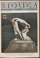 Stolica : warszawski tygodnik ilustrowany. R. 4, 1949 nr 8 (20 II)
