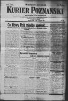 Kurier Poznański 1937.01.01 R.32 nr2