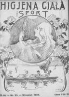 Higjena Ciała i Sport 1927.09 R.3 Nr23