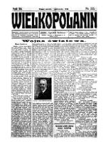 Wielkopolanin 1916.10.01 R.34 Nr225
