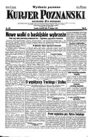 Kurier Poznański 1936.08.27 R.31 nr395