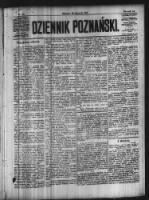 Dziennik Poznański 1912.01.30 R.54 nr23