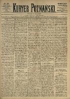 Kurier Poznański 1888.05.05 R.17 nr105