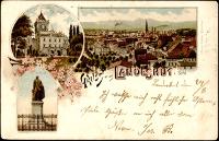 Gruss aus Landeshut i. Schl. [Dokument ikonograficzny]