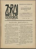 Zdrój Ciechociński 1925, R. 12 nr 19