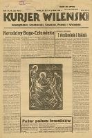 Kurier Wileński : Nowogródzki, Grodzieński, Suwalski, Poleski i Wołyński 1938 R.XV nr 353 (4671)