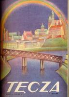 Tęcza : ilustrowane pismo tygodniowe 1928 R.II z.30