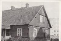 ul. Graniczna 14a, Białystok, lata 70-80. XX w.
