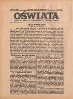 """Oświata: bezpłatny dodatek tygodniowy do """"Gazety Polskiej"""" 1935.03.24 R.23 Nr12"""